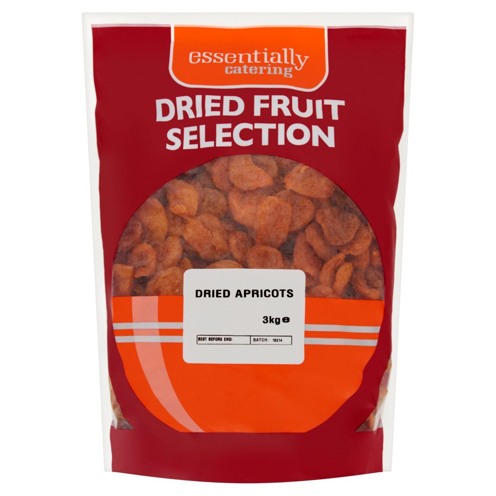 Essentially Catering Dried Apricots