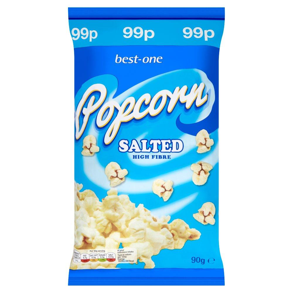 Best-One Salted Popcorn 90g