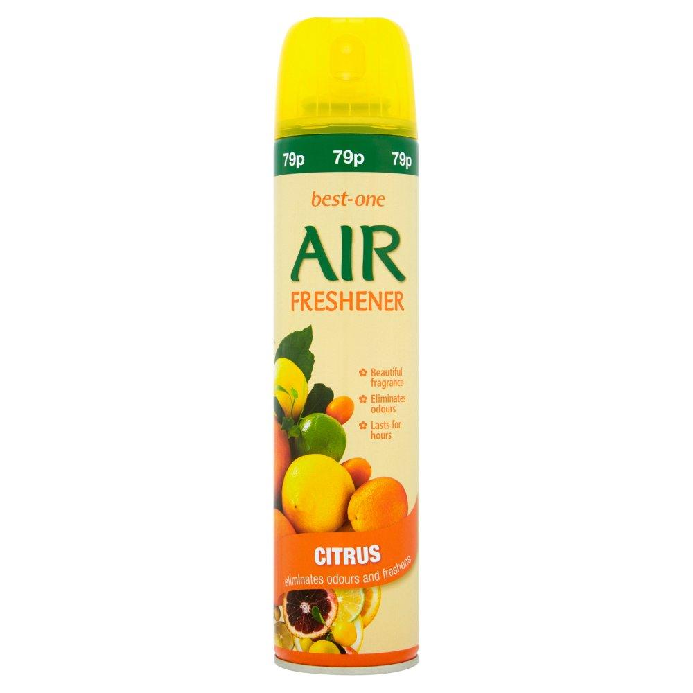 Best-One Air Freshener Citrus 240ml