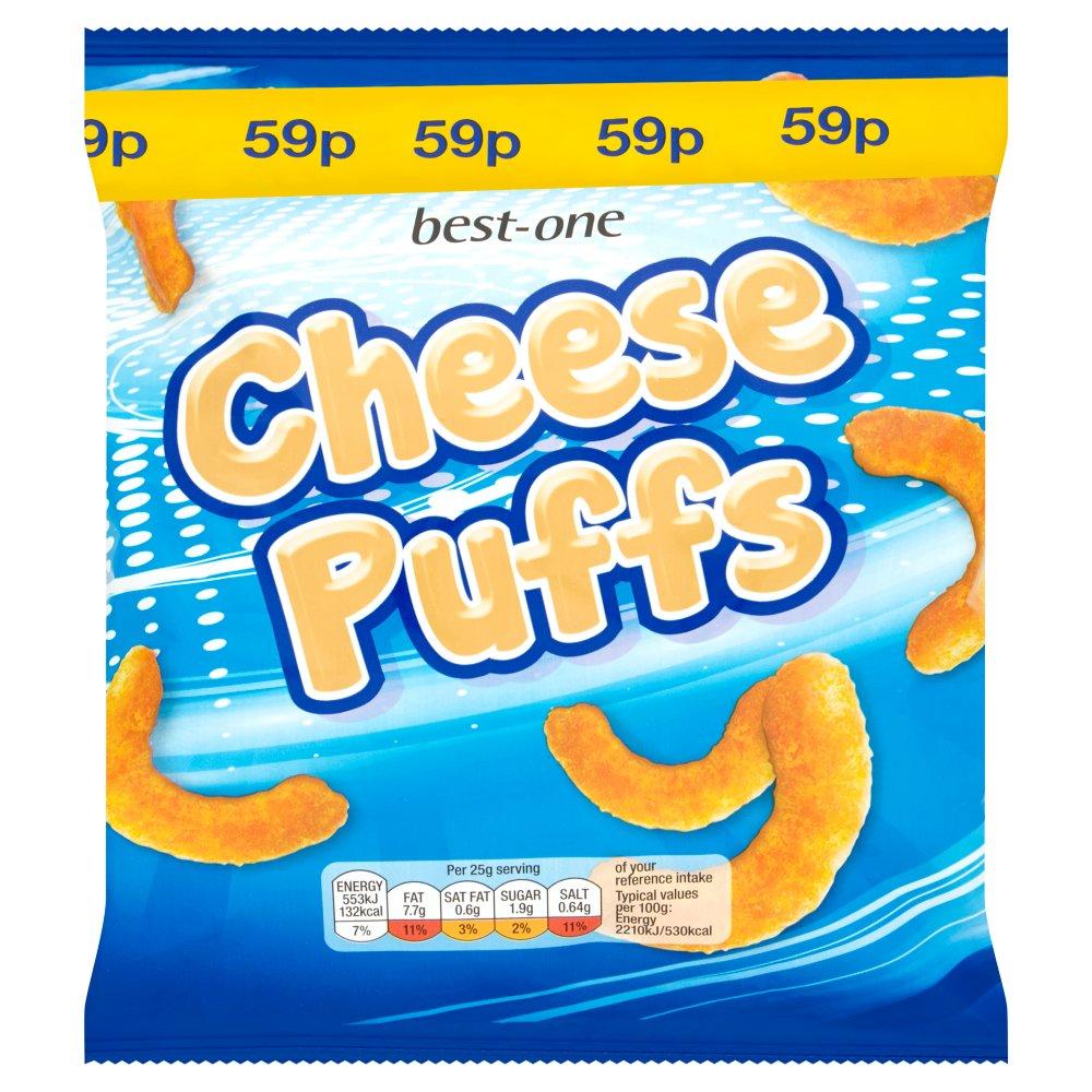 Best-One Cheese Puffs 75g
