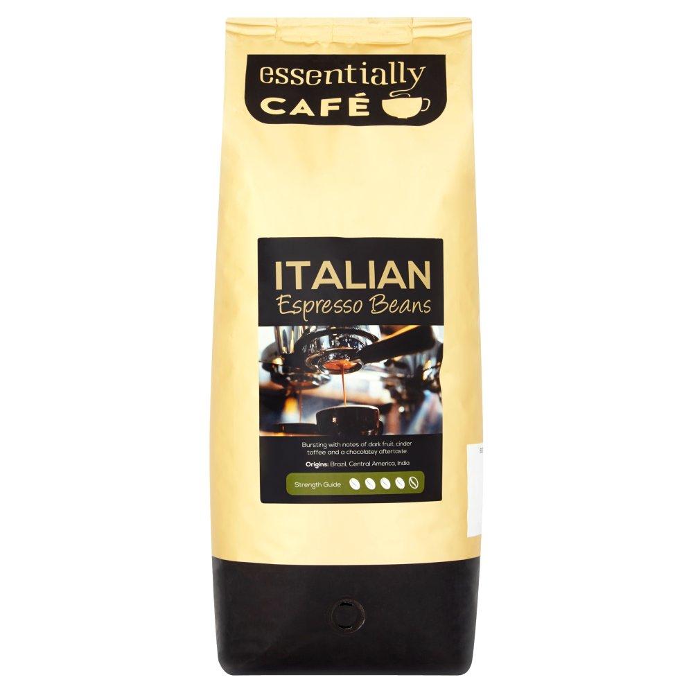 Essentially Café Italian Espresso Beans 1kg