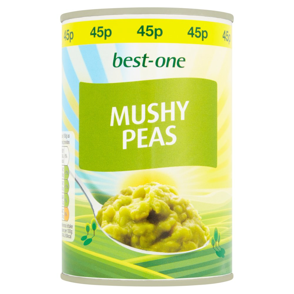 Best-One Mushy Peas 300g