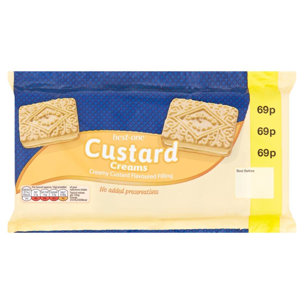 Best-One Custard Creams 300g