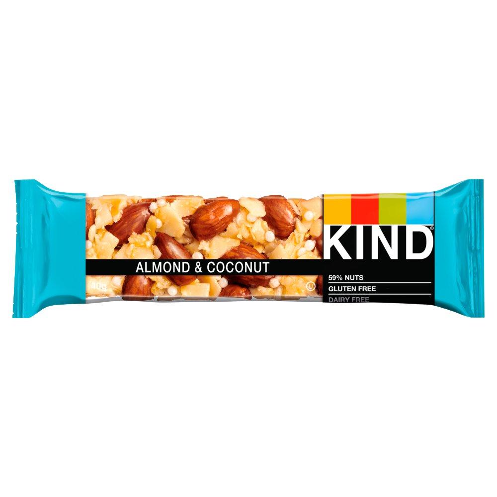 KIND Almond & Coconut Snack Bar 40g