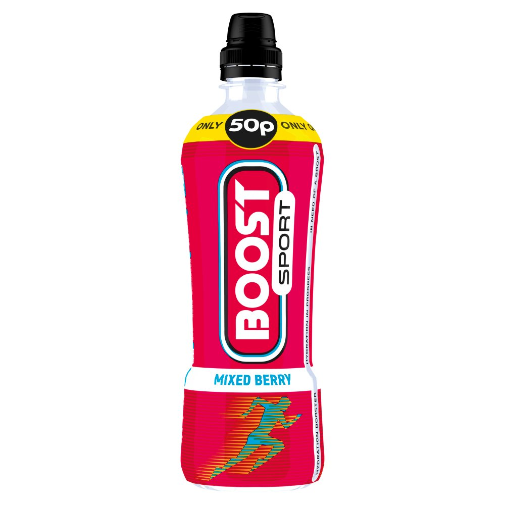 Boost Sport Berry PM 65p