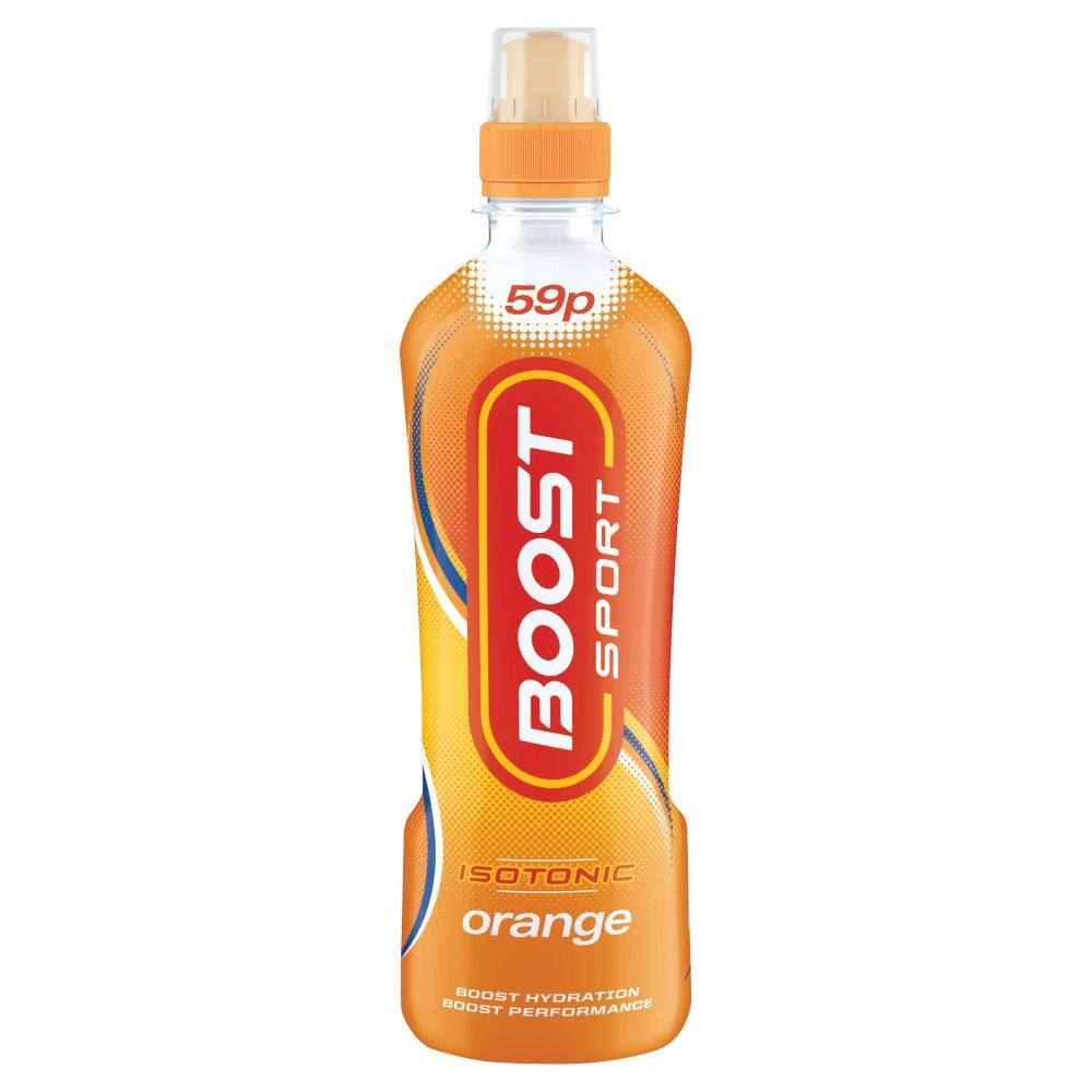 Boost Sport Isotonic Orange 500ml