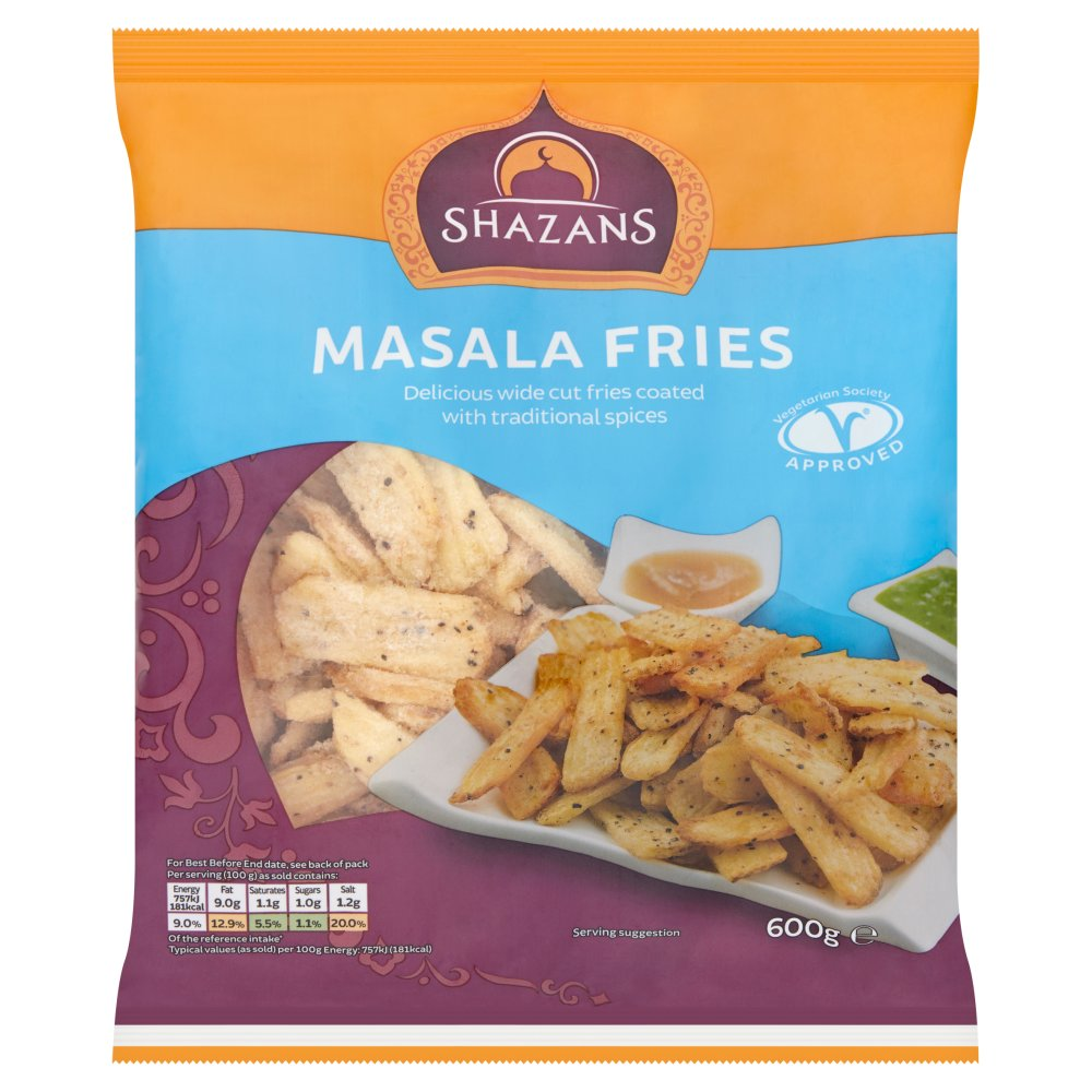 Shazan Masala Fries
