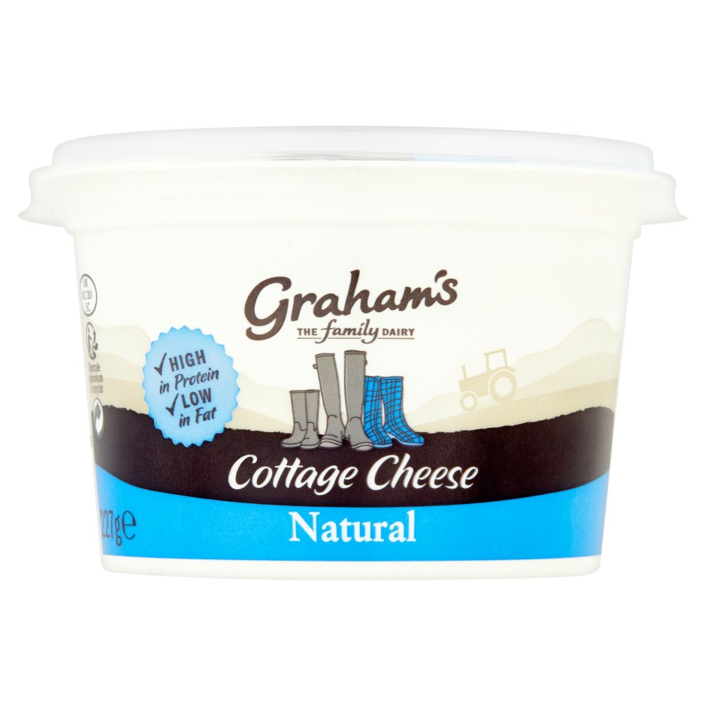Kingdom Low Fat Cottage Cheese Plain