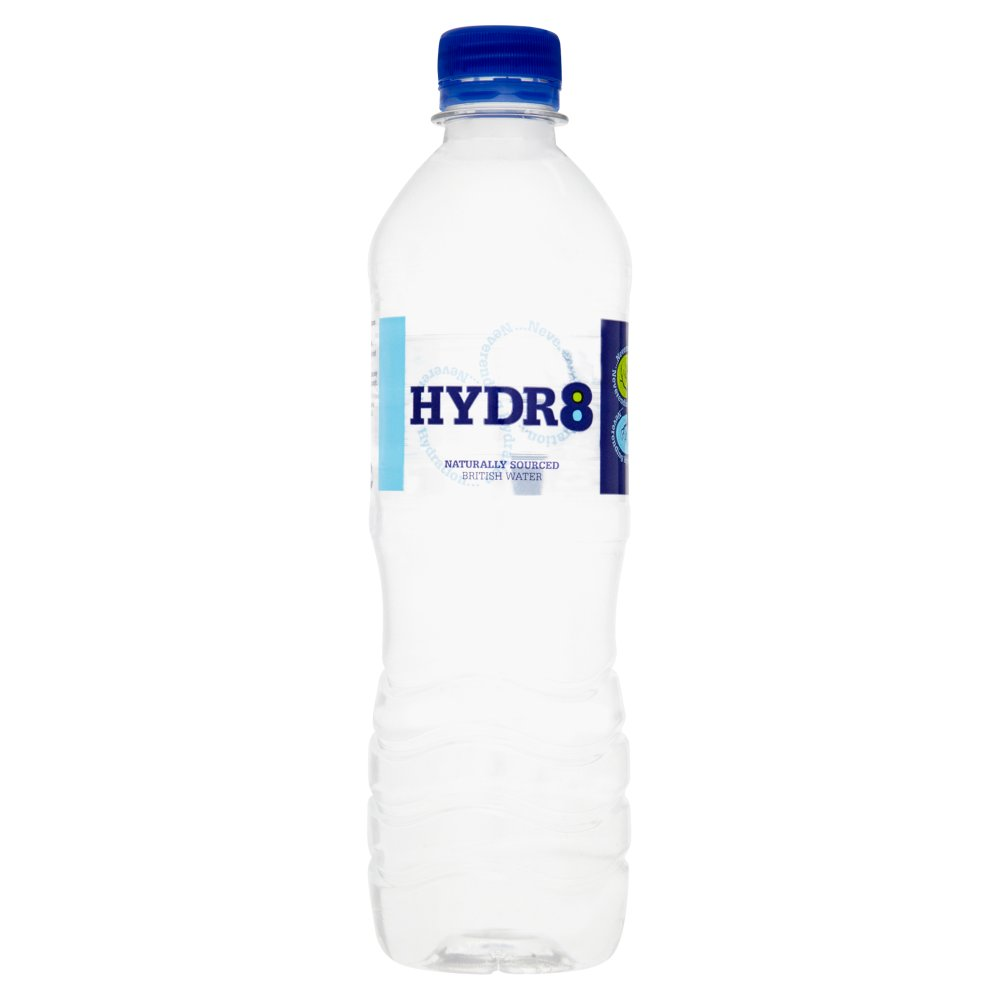 Hydr8 Naturally Sourced British Water 50cl