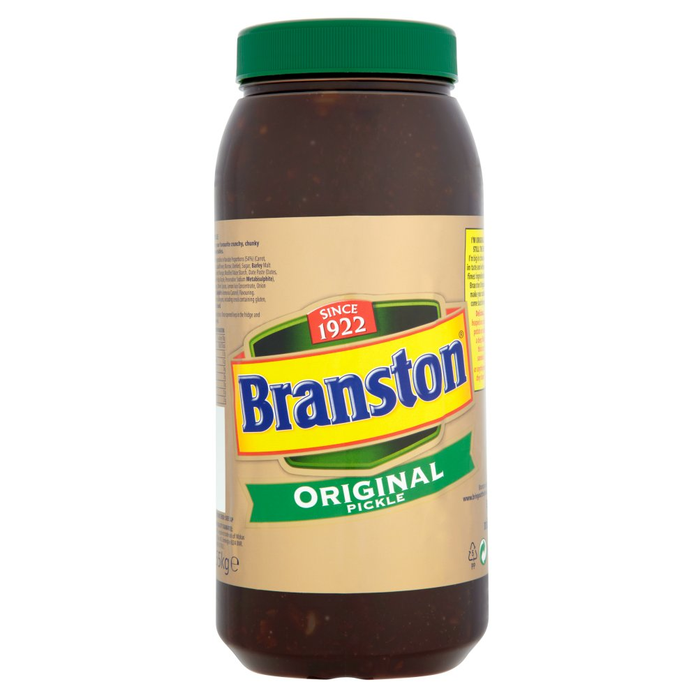 Branston Original Pickle 2.55kg