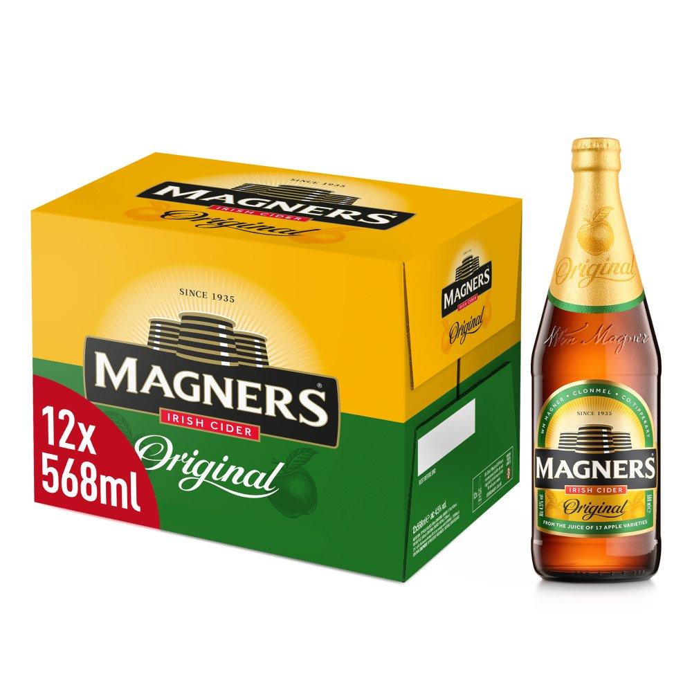 Magners Irish Cider Original 12 x 568ml