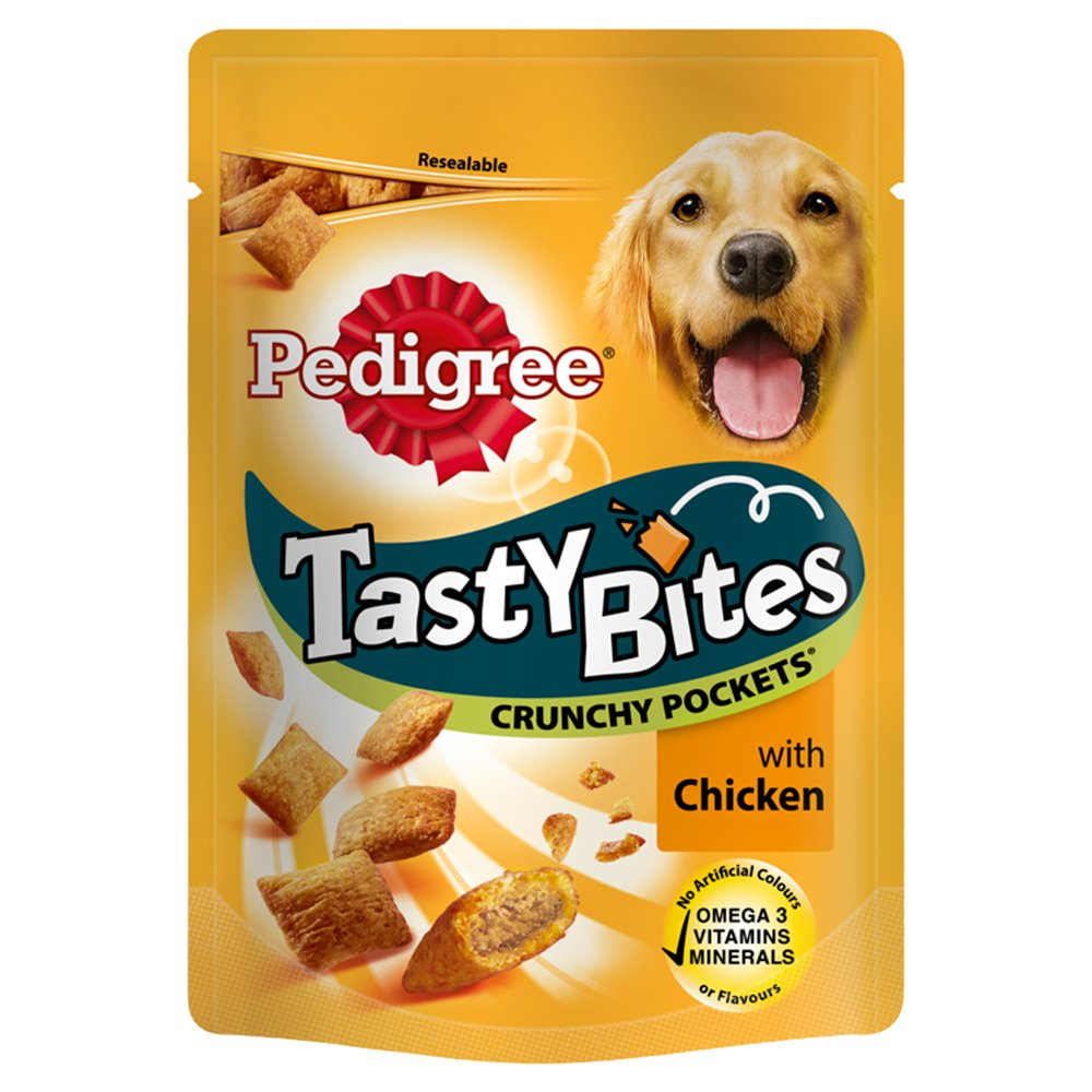 Pedigree Tasty Bites Crunchy Pockets