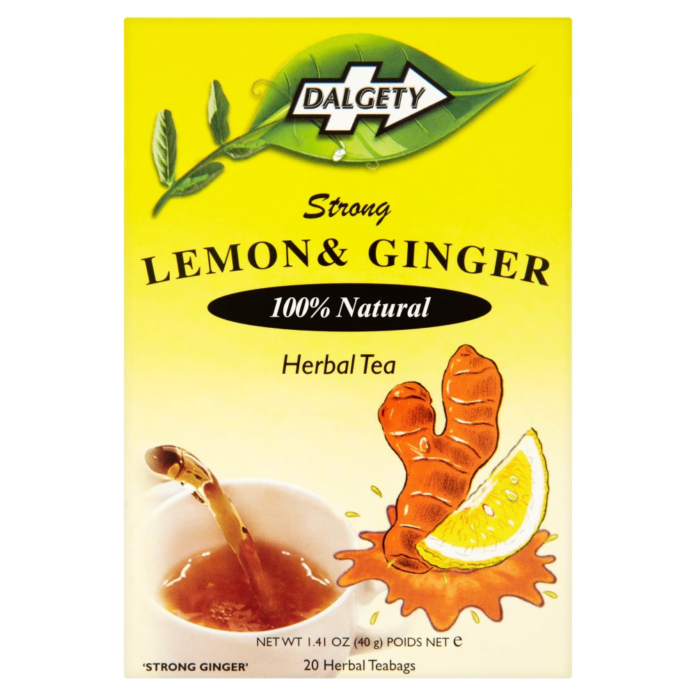 Dalgety Lemon & Ginger Tea