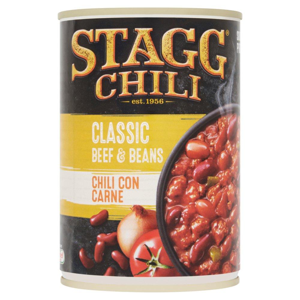 Stagg Chili Classic Chili Con Carne Medium 400g