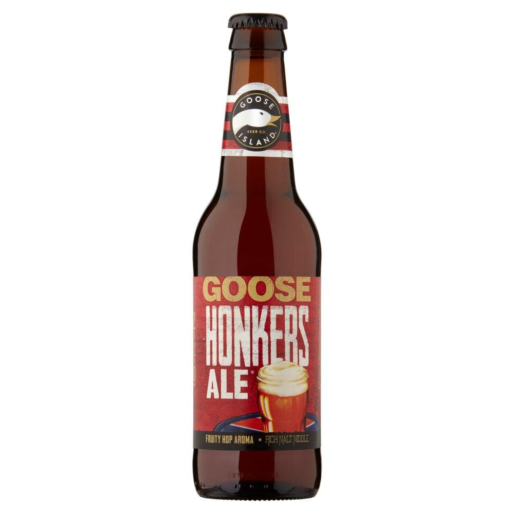 Goose Island Honkers Ale Beer Bottle 355ml