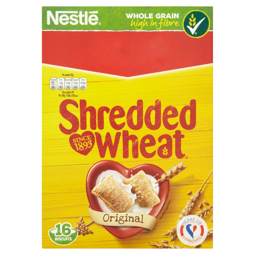 Nestle Shredded Wheat £1.99