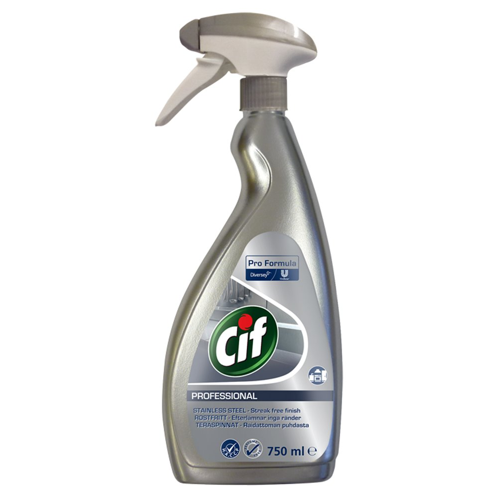 Cif Multi Surface Glass Cleaner