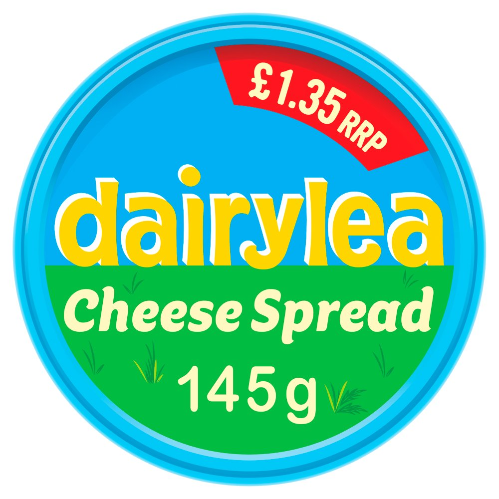 Dairylea Spread PM £1.35