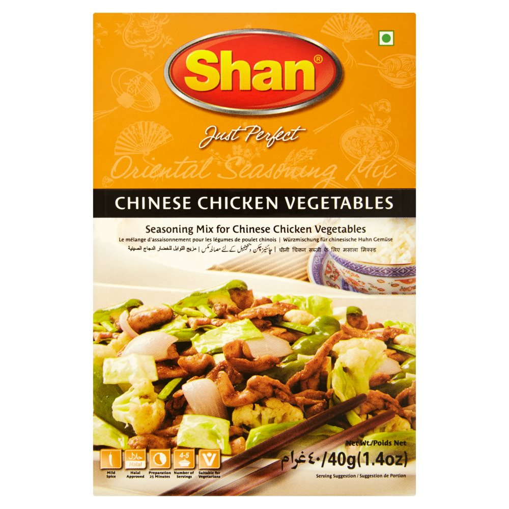 Shan Chinese Chicken Vegetable