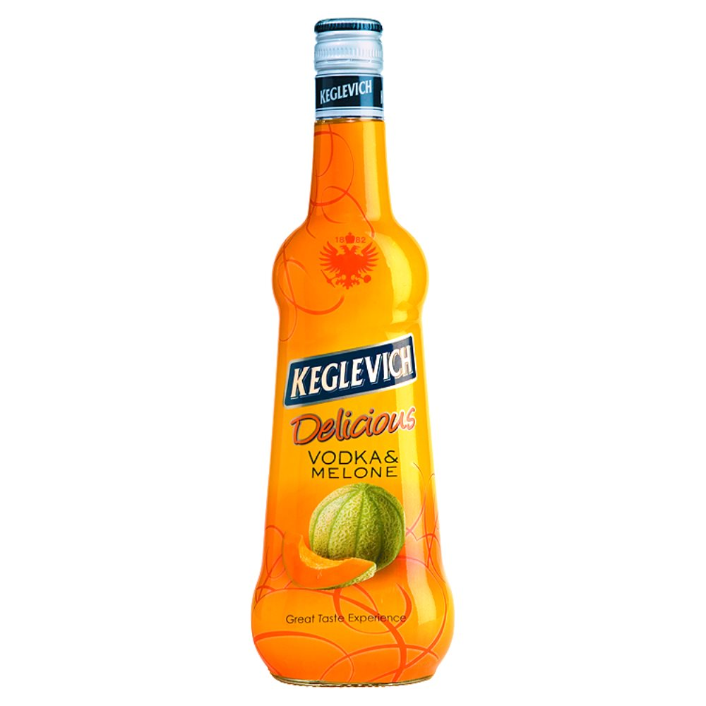 Keglevich Real Vodka With Real Fruit Melon