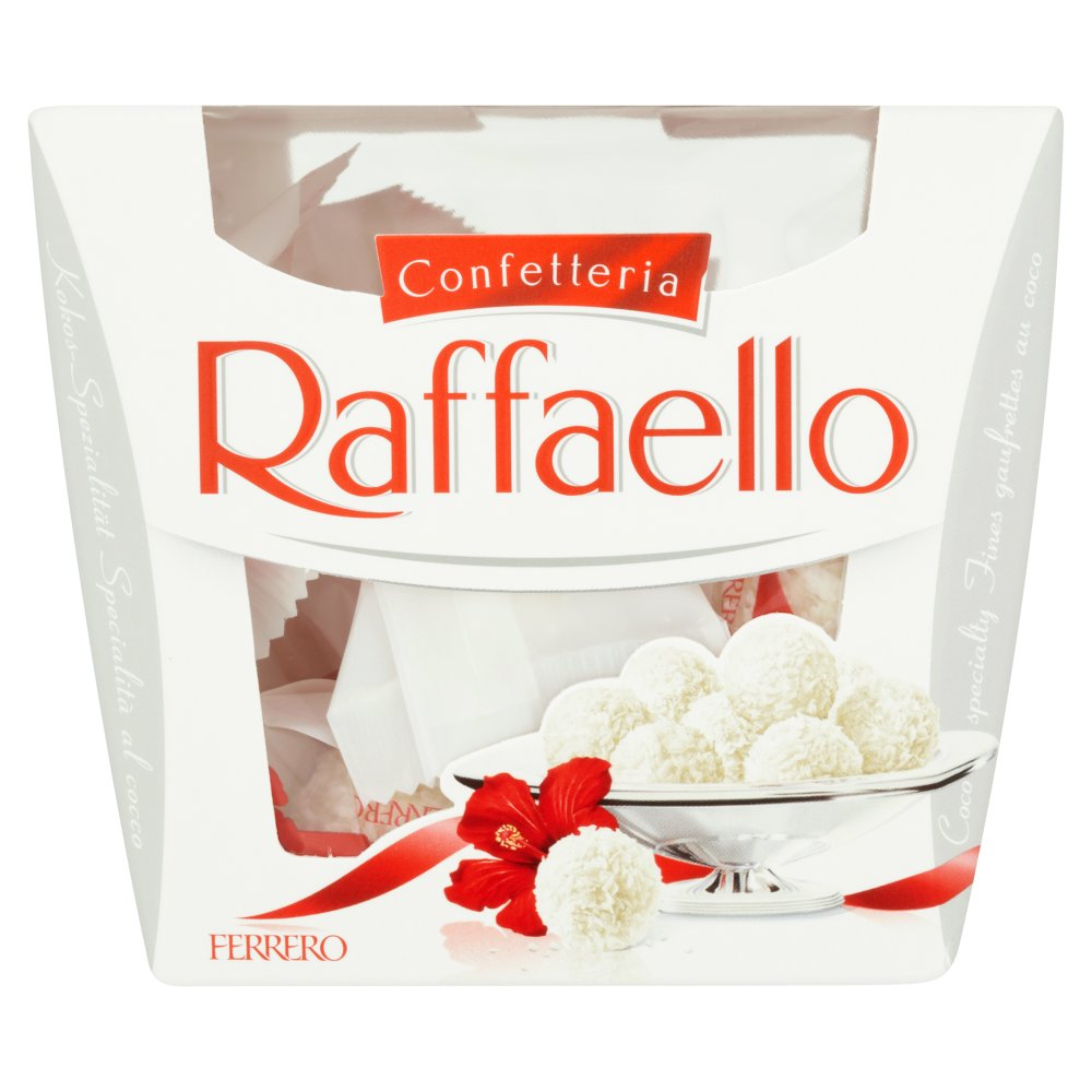 Raffaello 15 Piece Box (150g)
