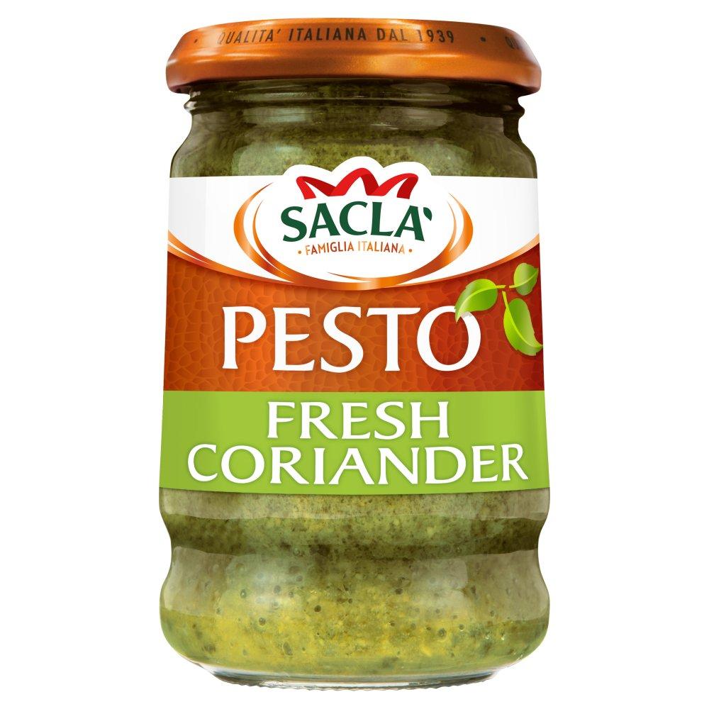 Sacla' Coriander Pesto