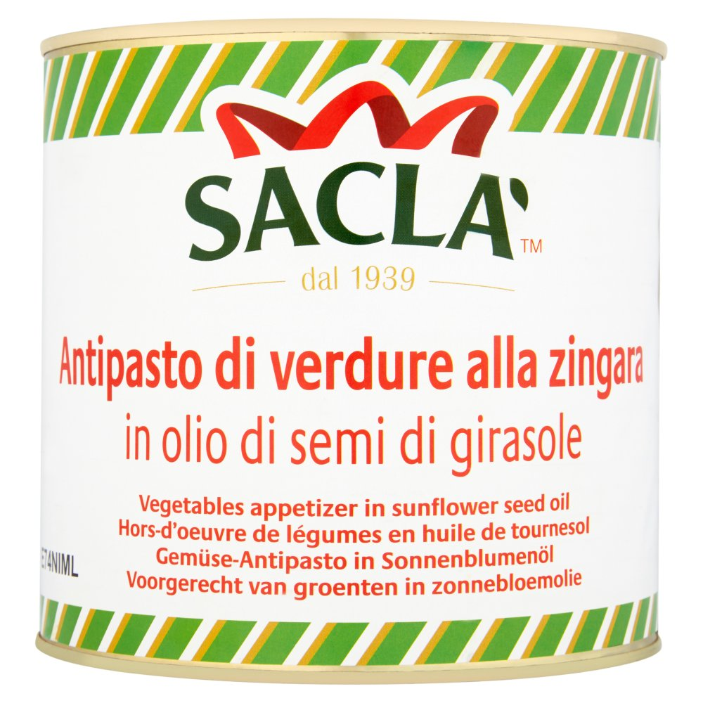 Sacla Hg Mixed Veg Strip