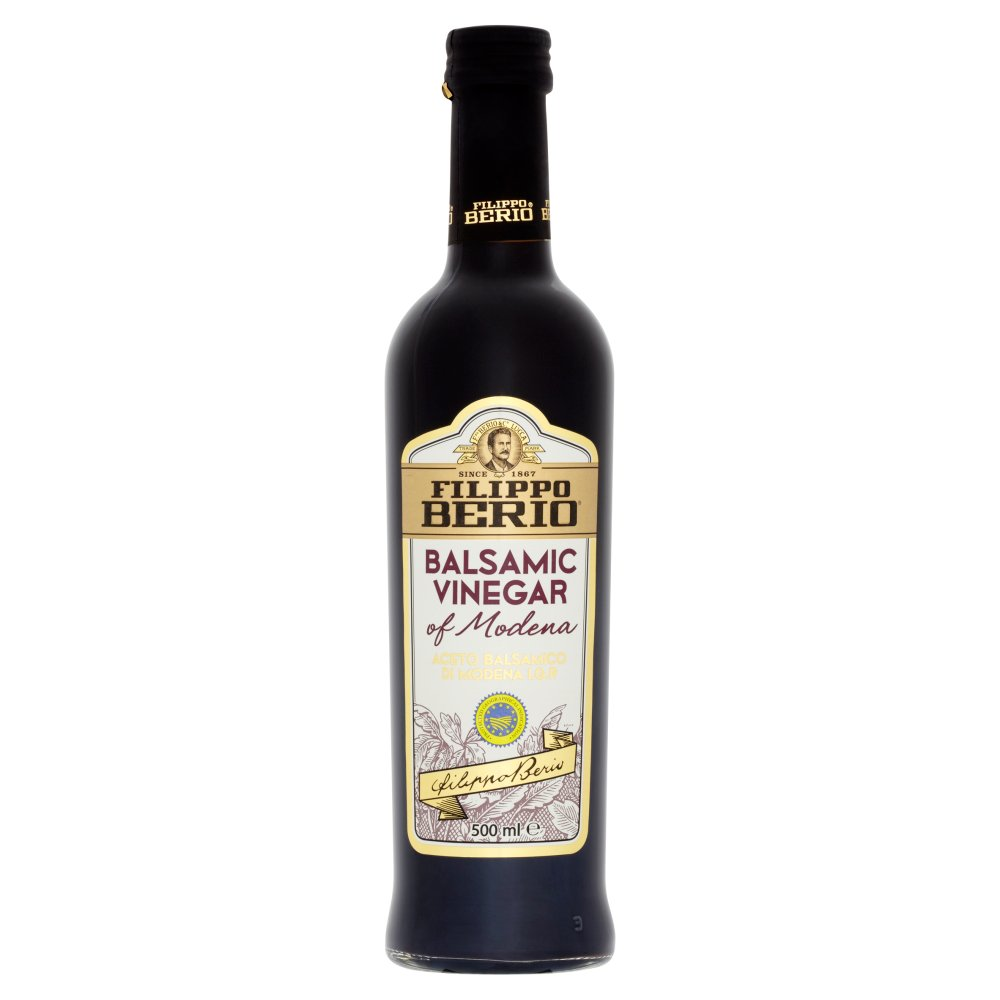 Filippo Berio Balsamic Vinegar of Modena 500ml