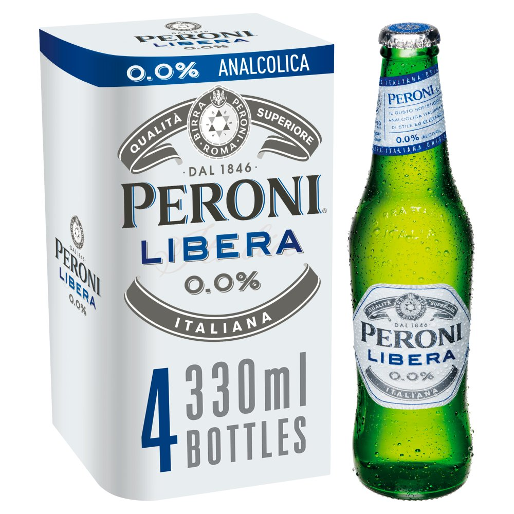 Peroni Libera 4 x 330ml