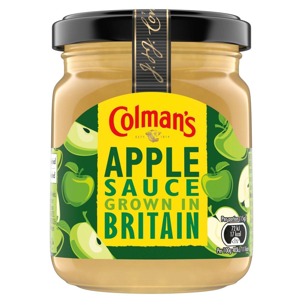 Colman's Bramley Apple Sauce 155ml