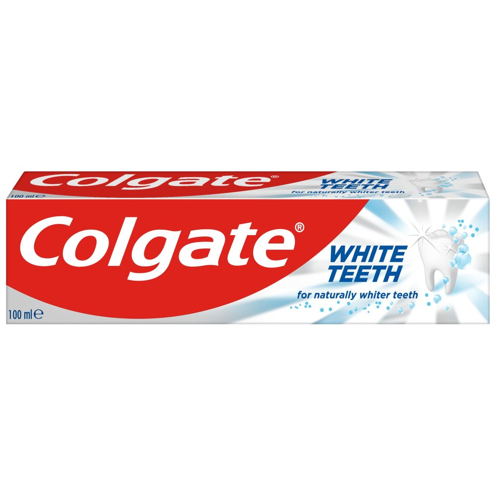 Colgate Whitening & Fresh Breath Toothpaste 100ml