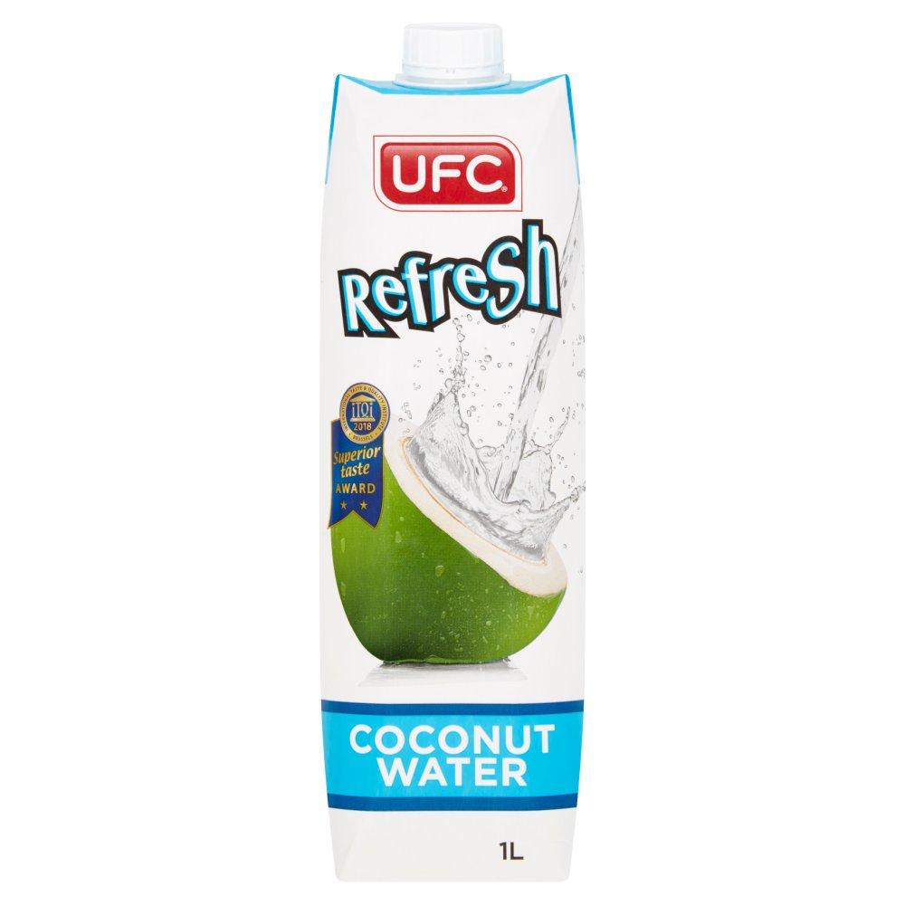 UFC Refresh Coconut Water 1L