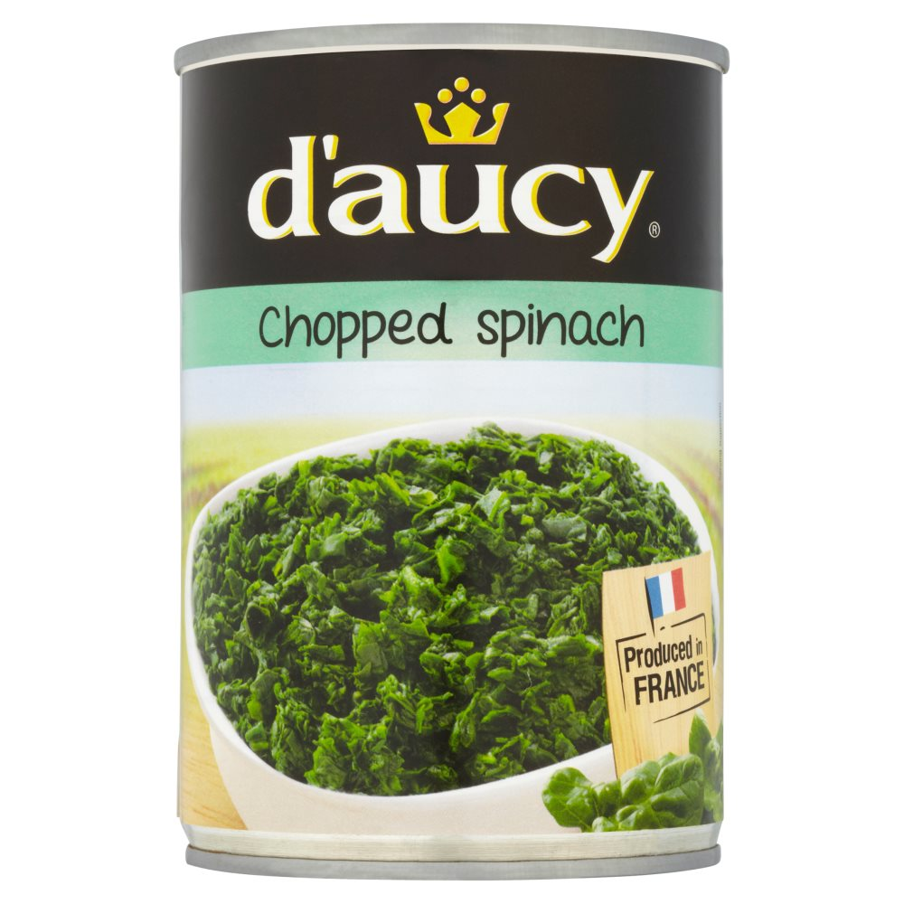 Daucy Chopped Spinach