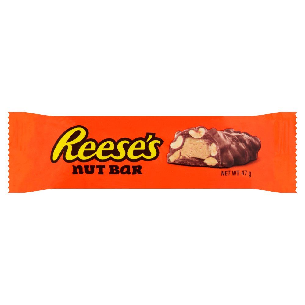 Hersheys Reeses Nut Bar