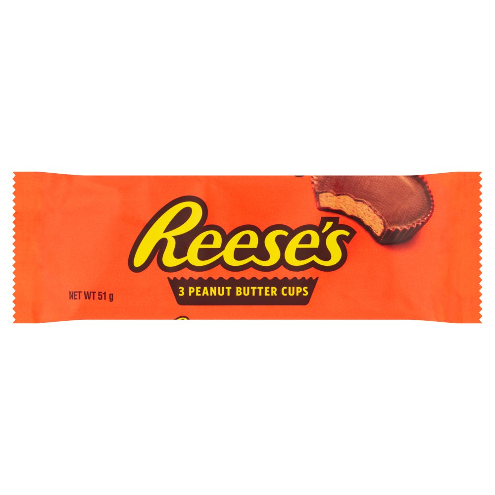 Reeses Peanut Butter Cup 51g