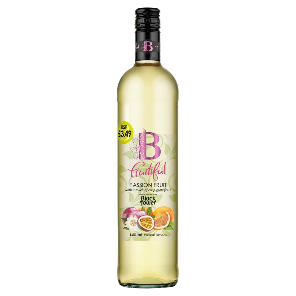 B Fruitiful Passionfruit £3.49