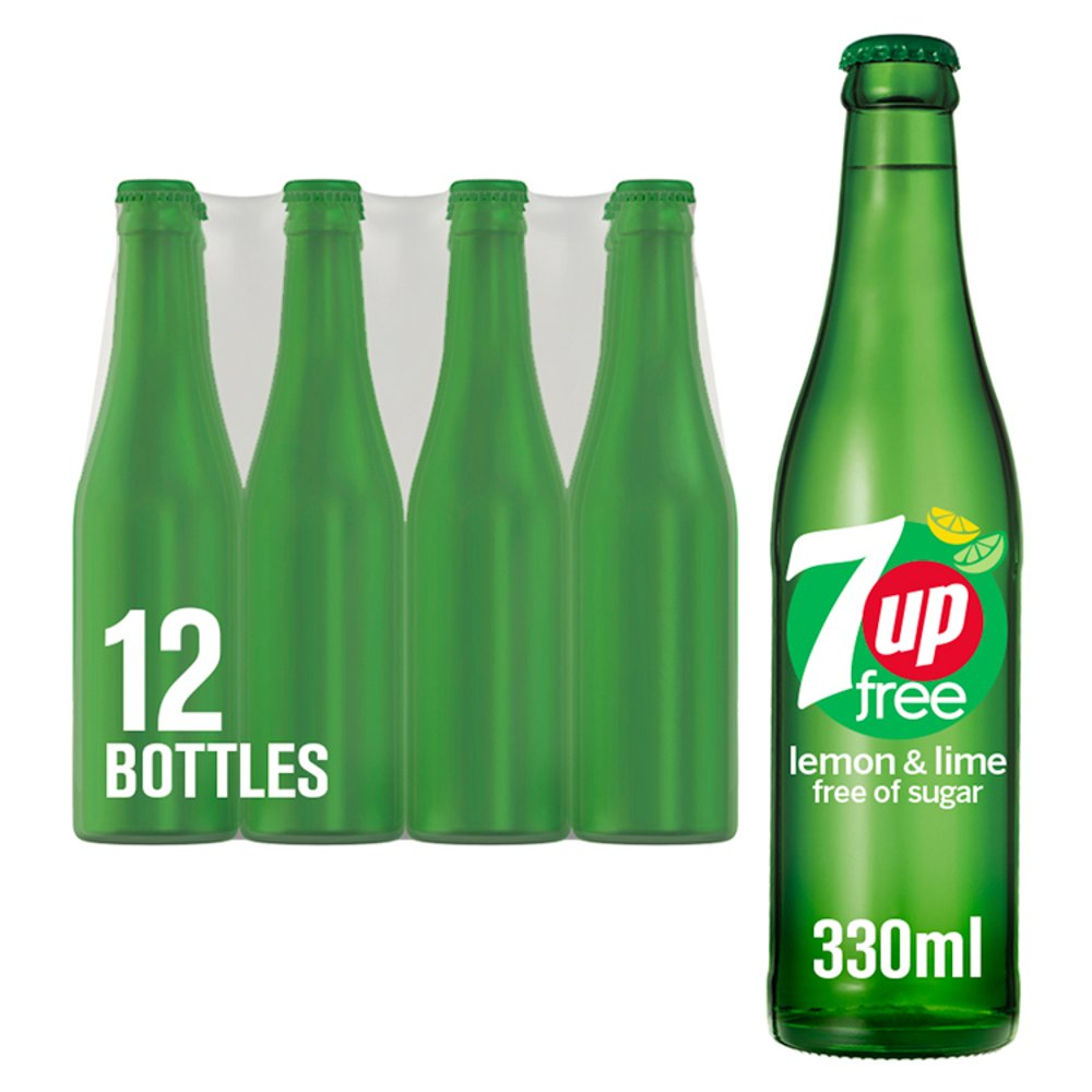 7Up Free NRB
