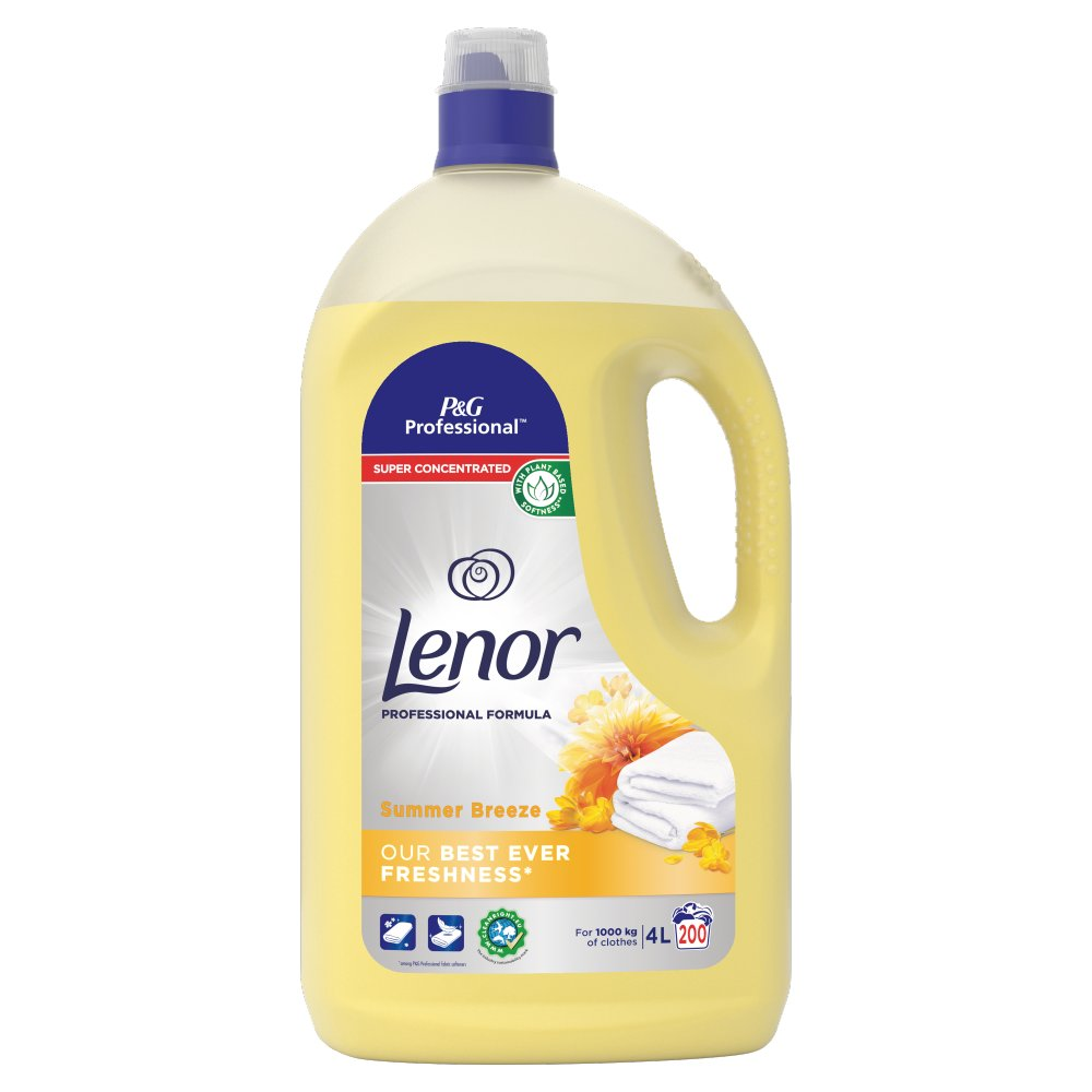 Lenor Summer Breeze Fabric Conditioner