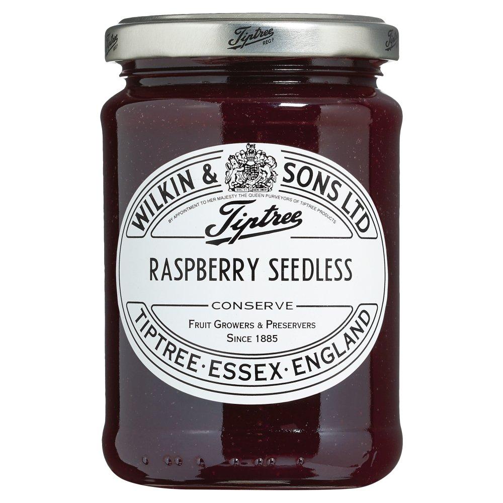 Wilkin & Sons Ltd Tiptree Raspberry Seedless Conserve 340g