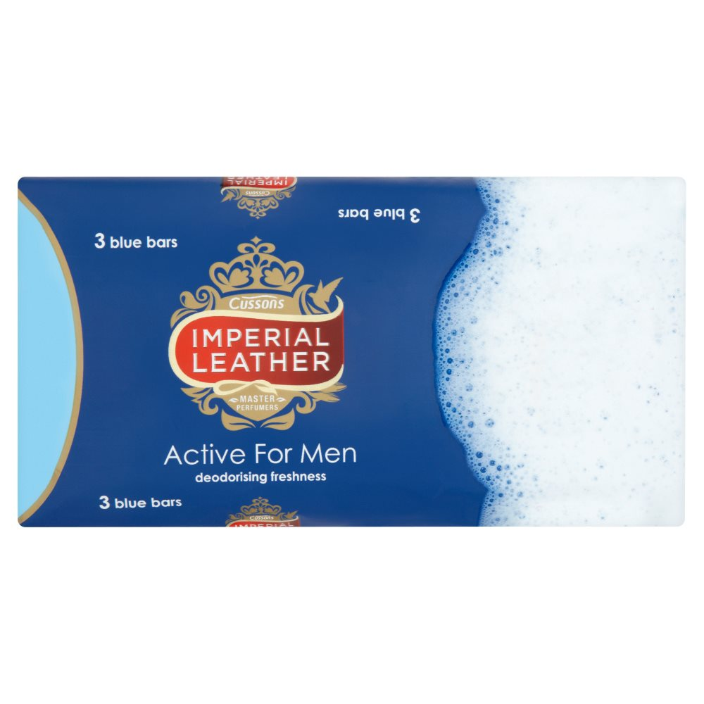 Imperial Leather Soap Active Men PM £1