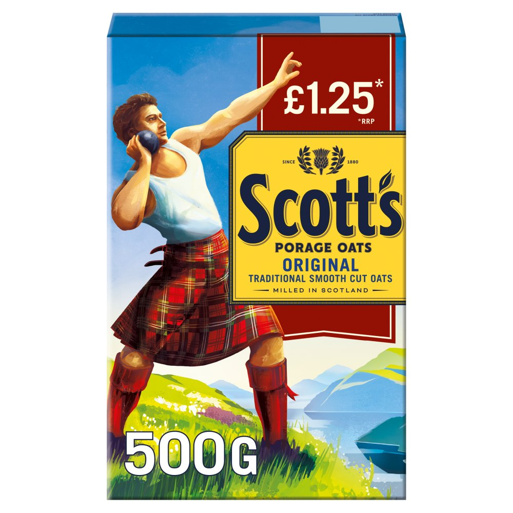 Scotts Oats PM £1.25