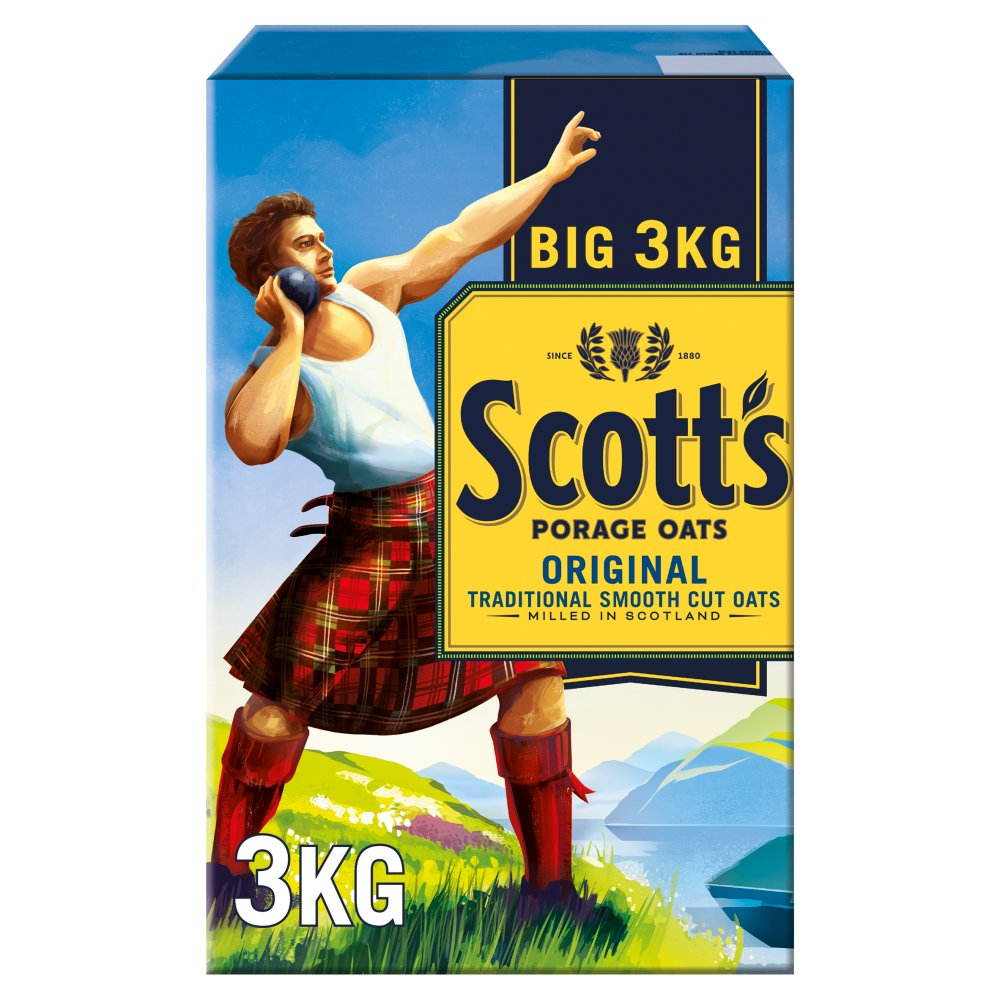 Scotts Porridge Oats