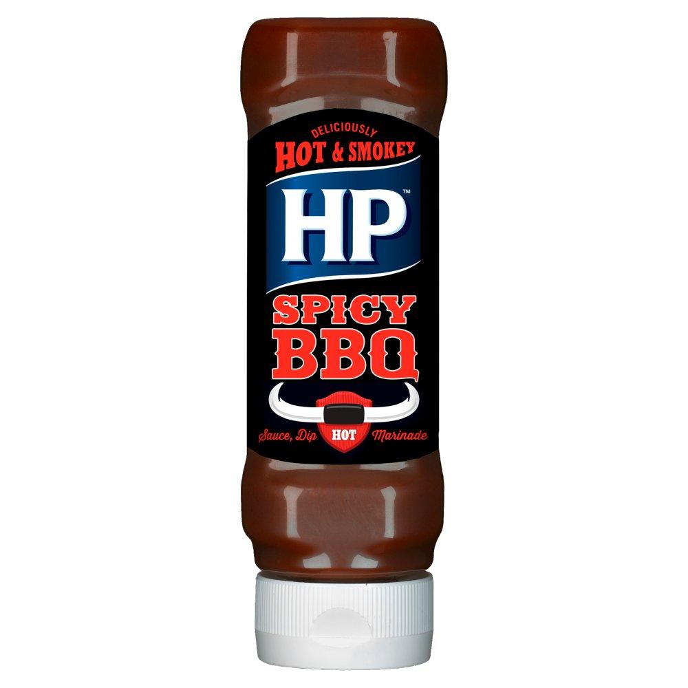 HP Spicy BBQ Sauce 470g