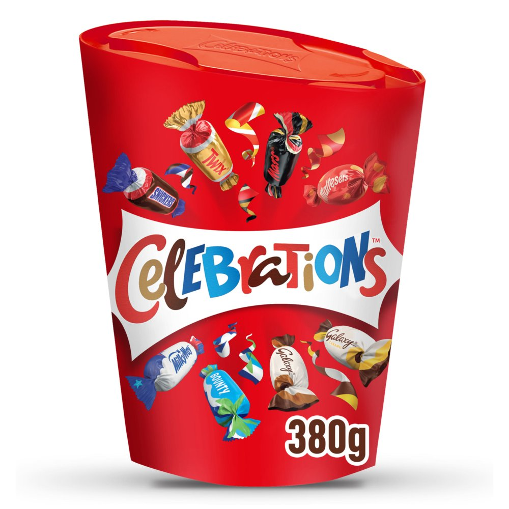 Celebrations Carton Large 420g