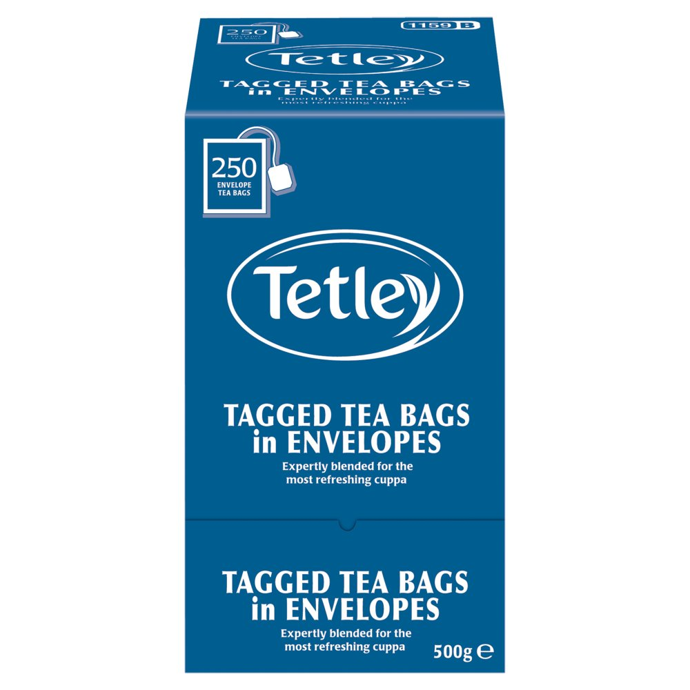Tetley Envelopes