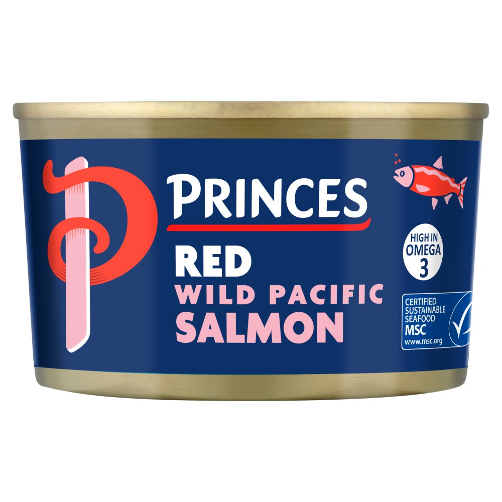 Princes Red Salmon 213g