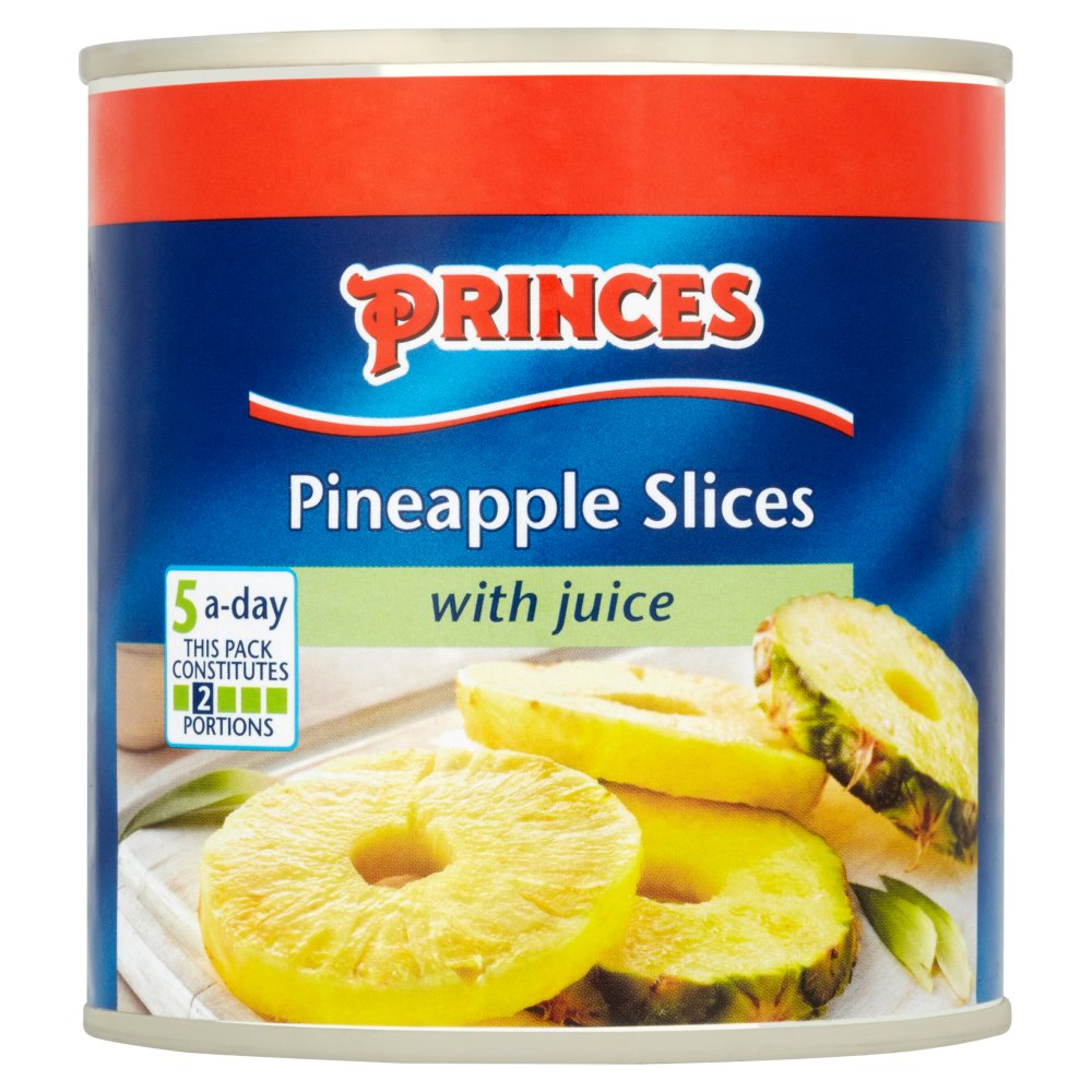 Princes Pineapple Slice Juice PM £1