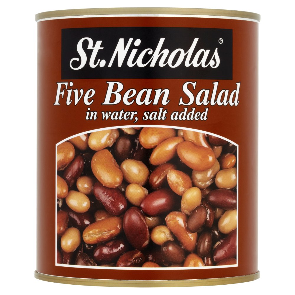 C & B Five Bean Salad