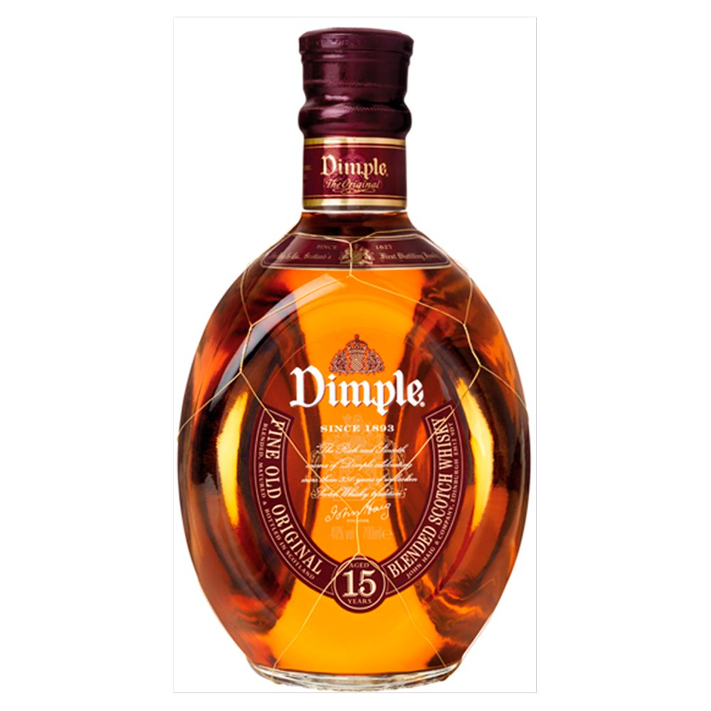 Dimple 15 Year Old Whisky 70cl