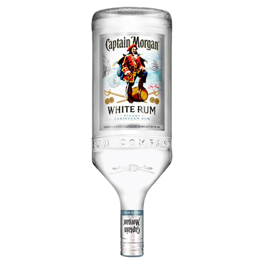 Captain Morgan White Rum 1.5Ltr